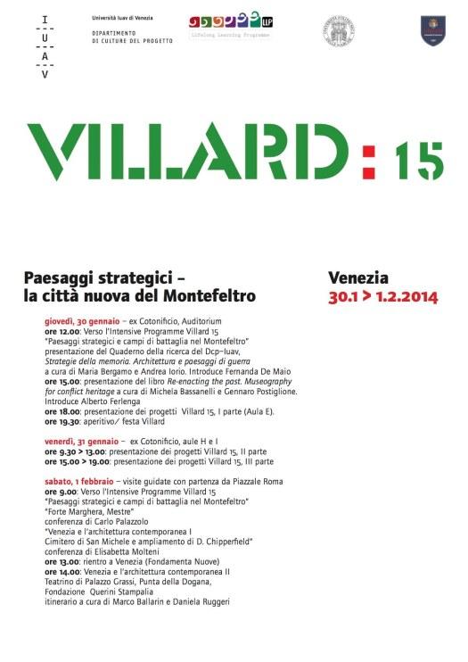 Villard 15 Venezia programma.jpg