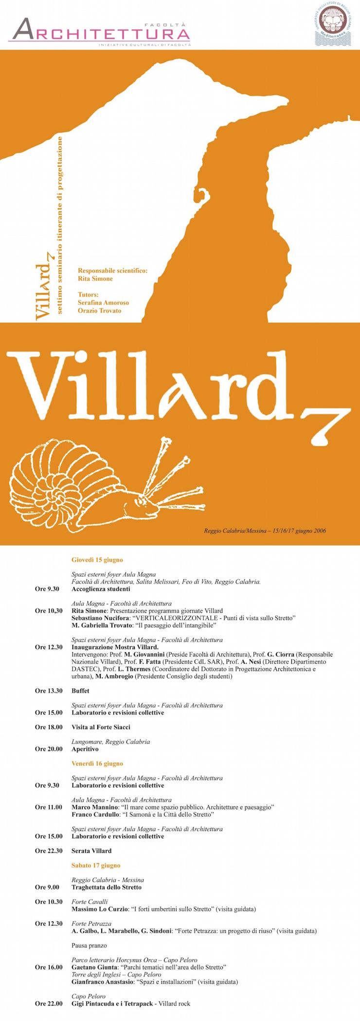villard-7-reggiocalabria-programma