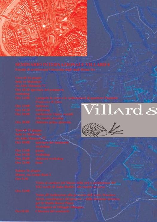 villard-8-roma-programma