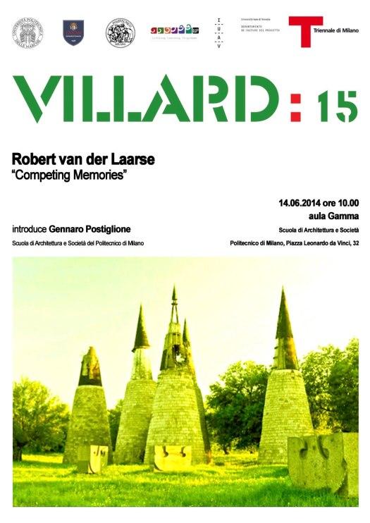 Villard15 Milano van der Laarse